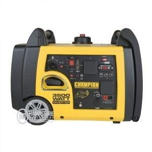Champion 73001i P 3400W Premium Petrol Inverter Generator