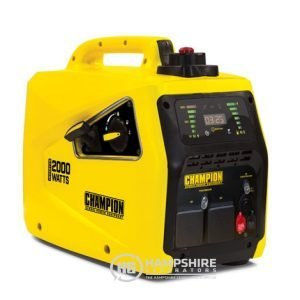 Champion 82001i E 2000W Petrol Inverter Generator