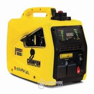 Champion 82001i E DF 2000W Dual Fuel Inverter Generator