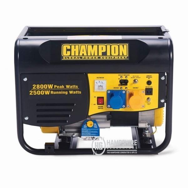 Champion CPG3500 2800W Open Frame Petrol Generator