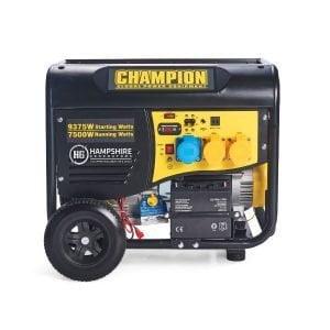Champion-CPG9000E2-8000W-Open-Frame-Petrol-Generator