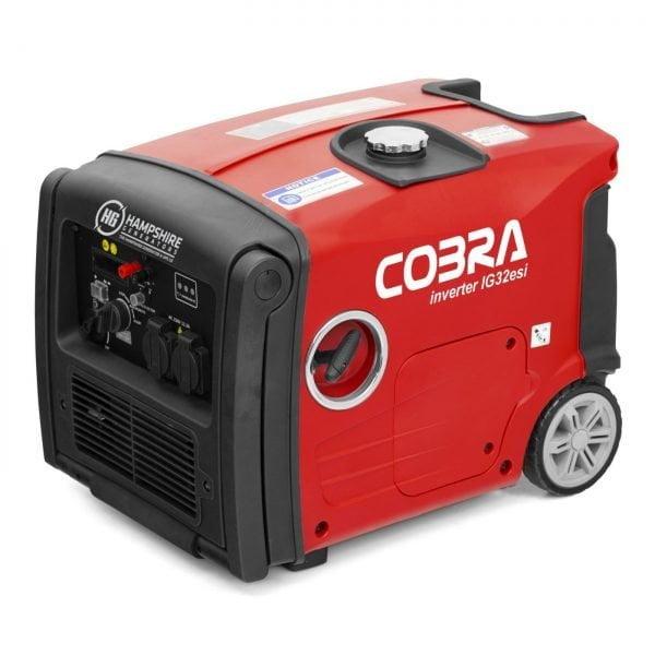 Cobra-IG32ESI-3.2KW-Petrol-Inverter-Generator
