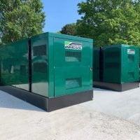1000kVA Generator installation