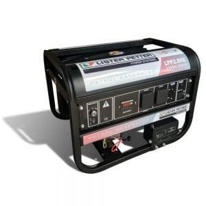 Lister-Petter-LPP2.5RE-2.5KW-Open-Frame-Petrol-Generator