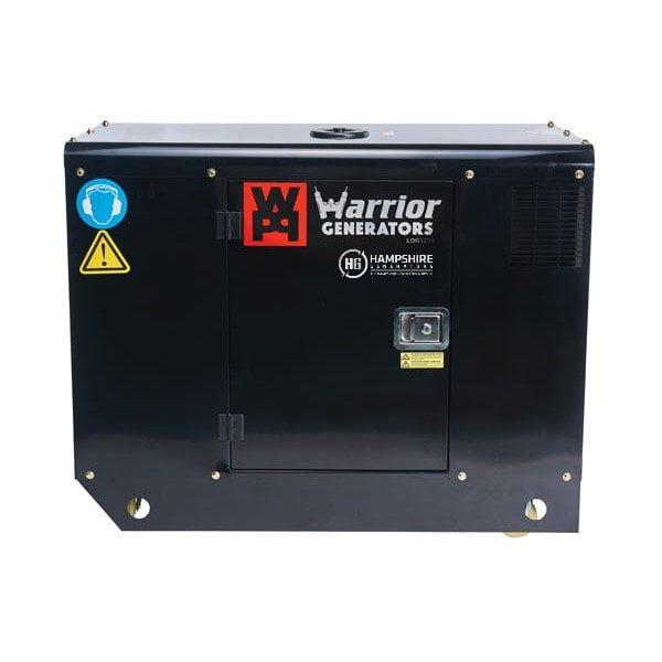 Warrior-LDG12S3-13.5-kVa-Three-Phase-Silent-Diesel-Generator