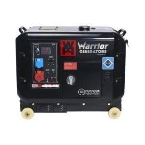 Warrior-LDG6000S3-6kW-Three-Phase-Silent-Diesel-Generator