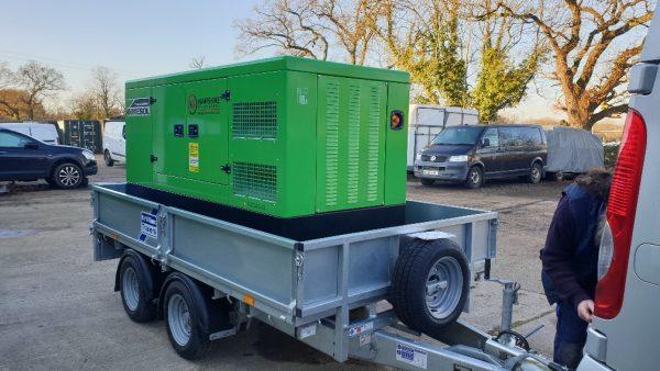 Hampshire Generator Hire 60kVA