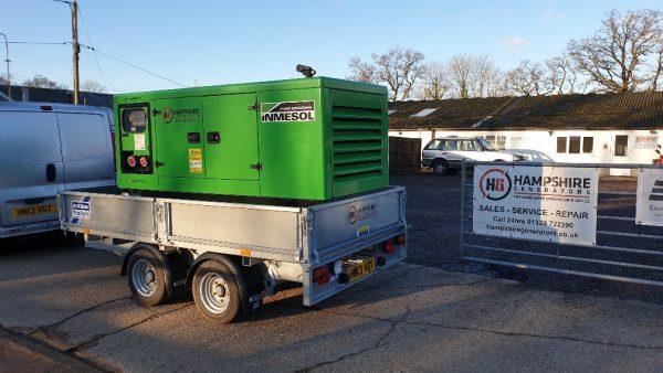 Generator Hire Hampshire