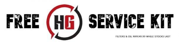 HG Service kit offer