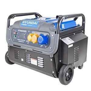 Hyundai-HY8000Ei-7.5KW-Portable-Petrol-Inverter-Generator