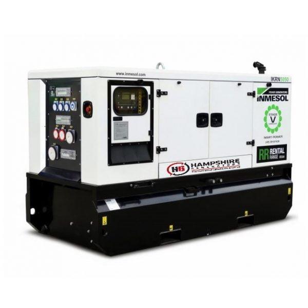 Inmesol-IKRN5-110-100kVA-80KW-Three-Phase-Diesel-Generator-400-230V