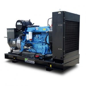 Inmesol-AB-110-110kVA-88KW-Three-Phase-Open-Stand-By-Diesel-Generator-400V