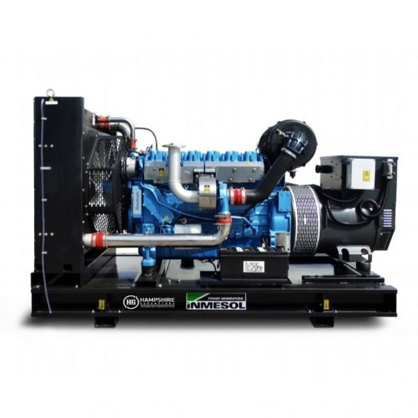 Inmesol-AB-165-165kVA-132KW-Three-Phase-Open-Stand-By-Diesel-Generator-400V