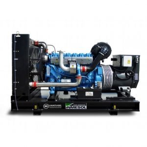 Inmesol-AB-275-275kVA-220KW-Three-Phase-Open-Stand-By-Diesel-Generator-400V