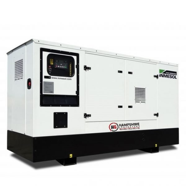 Inmesol-IB-110-110kVA-88KW-Three-Phase-Stand-By-Diesel-Generator-400V