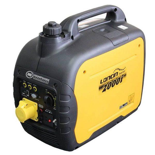 Loncin-LC2000i-S-110V-1.8KW-Synchronising-Petrol-Inverter-Generator