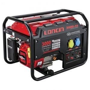 Loncin-LC3000-AS-2.3KW-Petrol-Generator