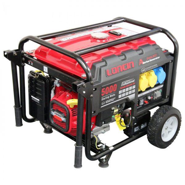 Loncin-LC5000D-AS-4KW-Petrol-Generator