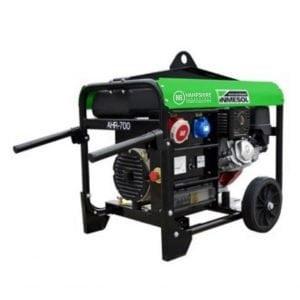 Inmesol-AHR-850-8.5kVA-400V-230V-Petrol-Generator-Recoil-Start