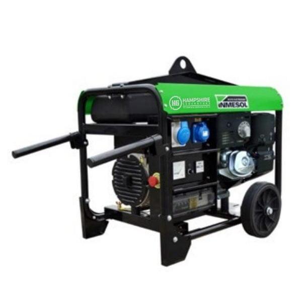 Inmesol-AKR-500-4.5kVA-230V-Petrol-Generator-Recoil-Start