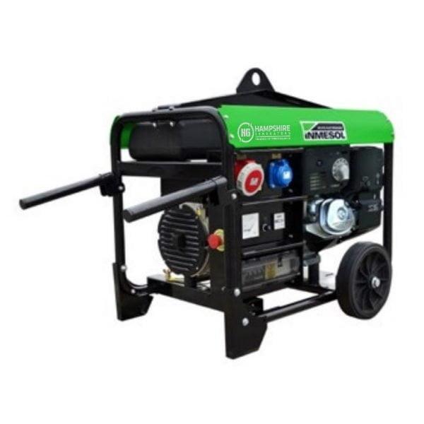 Inmesol-AKR-900-8.5kVA-400V-230V-Petrol-Generator-Recoil-Start