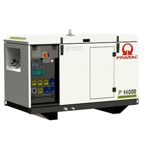 Pramac-P14000-10KW-Diesel-Generator