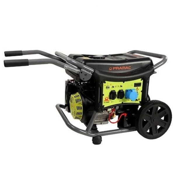 Pramac-WX-6200-ES-5.8KW-Petrol-Generator-Electric-Start