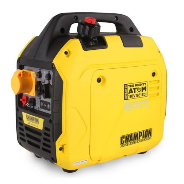 Champion The Mighty Atom Petrol Generator
