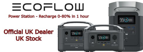 Hampshire Generators the Official Ecoflow UK Dealer