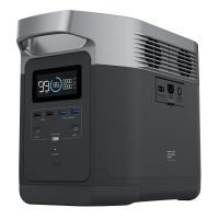 EcoFlow Delta Portable Power Station Front View Right