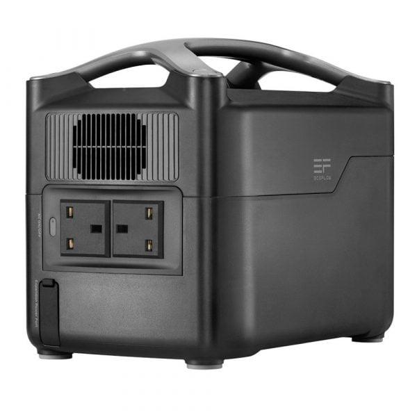 EcoFlow River Pro Portable Power Station UK Version UK Sockets