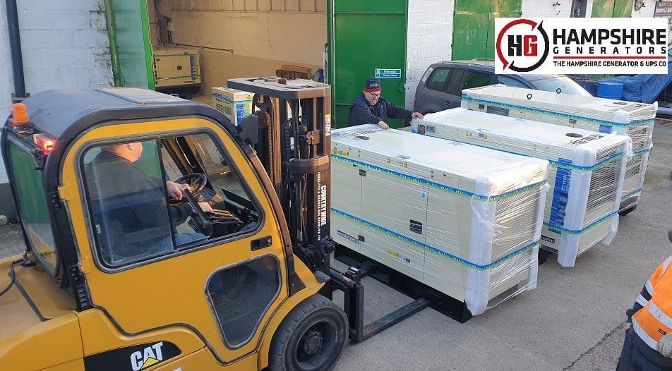 diesel generators in stock