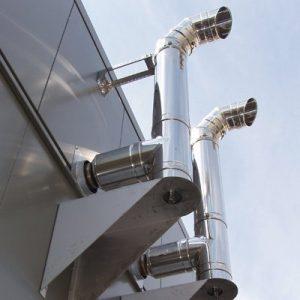 Generator Exhaust Options