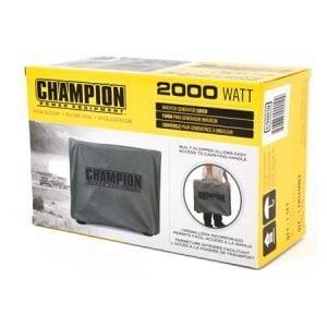 Champion Generator Cover 2000 Watt Inverter Generator
