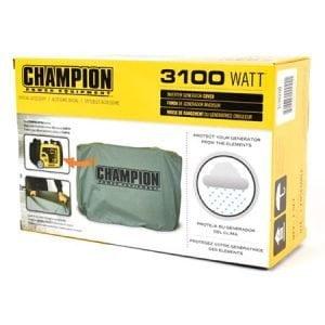 Champion Generator Cover 3000 Watt Inverter Generator
