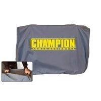 Champion Generator Cover 3000 Watt Inverter Generator In Use