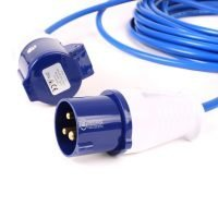 Extension Lead 16A 230V 14m Sockets