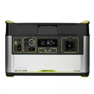 Goal Zero Yeti 1000X 1500W Lithium Portable Power Station