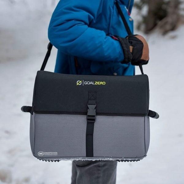 Goal Zero Yeti 1000X 1500X Lithium Protection Case Lifestyle 1