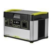 Goal Zero Yeti 1500X 2000W Lithium Portable Power Station Side View