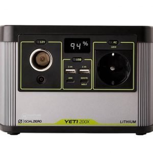 Goal Zero Yeti 200X 300W Lithium Portable Power Station
