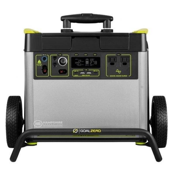 Goal Zero Yeti 3000X 2000W Lithium Portable Power Station