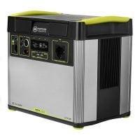 Goal Zero Yeti 3000X 2000W Lithium Portable Power Station Side View No Cart