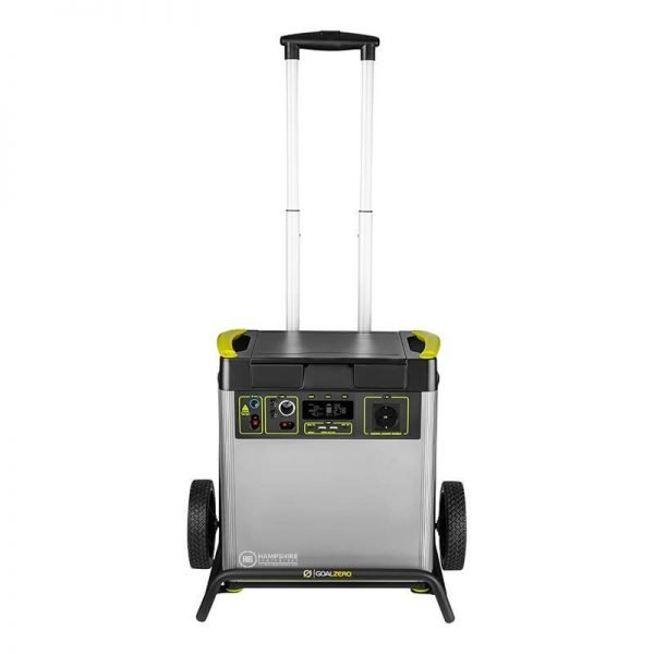 Goal Zero Yeti 6000X 2000W Lithium Portable Power Station Trolly