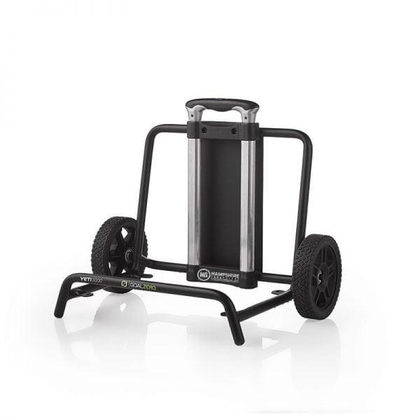 Goal Zero Yeti Lithium Roll Cart Folded Down