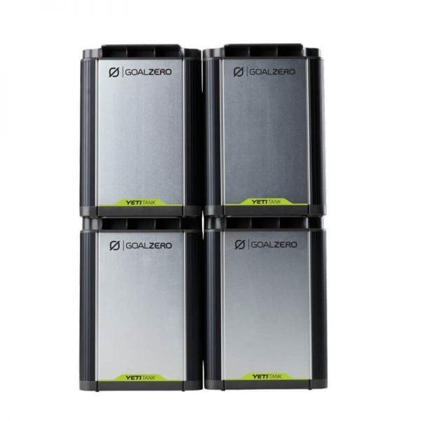 Goal Zero Yeti Tank Expansion Battery Four