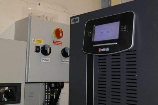 UPS Installation