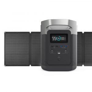 Ecoflow Delta Bundle + 1x Solar Panel 1