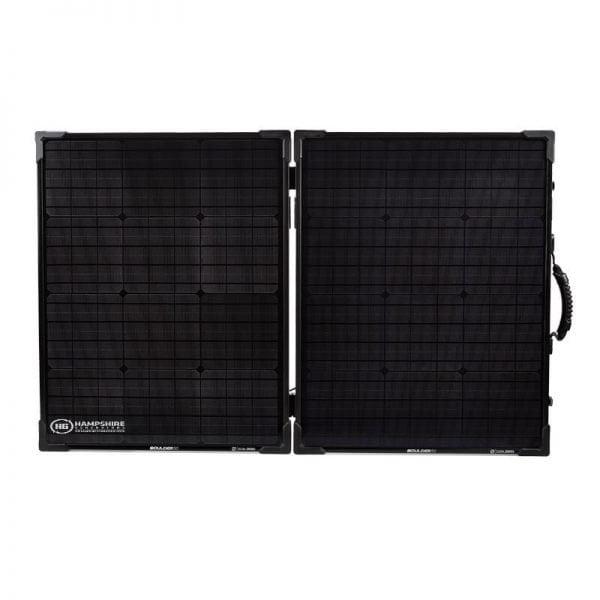 Goal Zero Bolder 100 Briefcase Solar Panel Flat