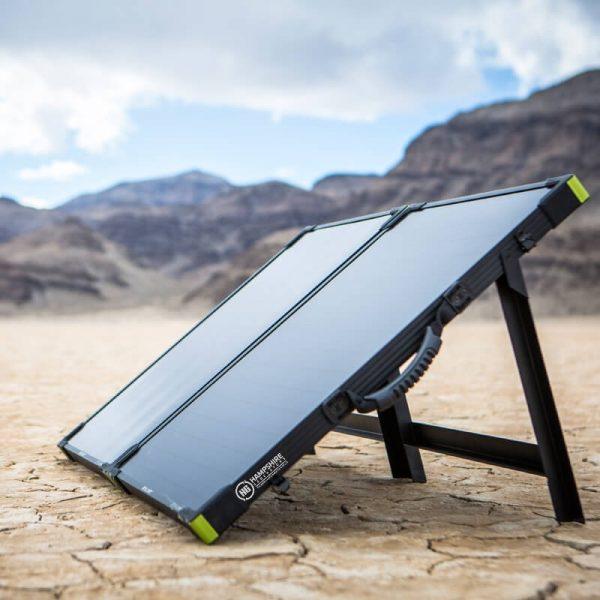 Goal Zero Bolder 100 Briefcase Solar Panel Lifestyle 4